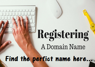 Registering-a-domain-name